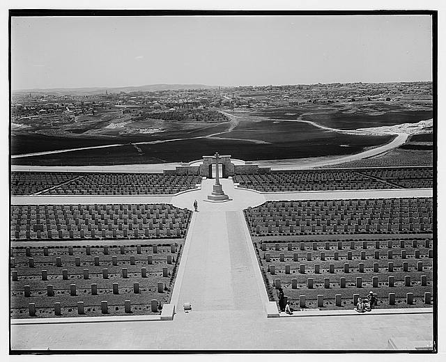 Military Cemetery on Mt. Scopus, Jerusalem, #12