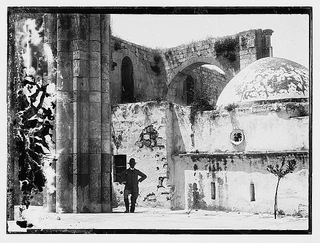 [Sebastiyeh (Samaria). Crusader Church of St. John]
