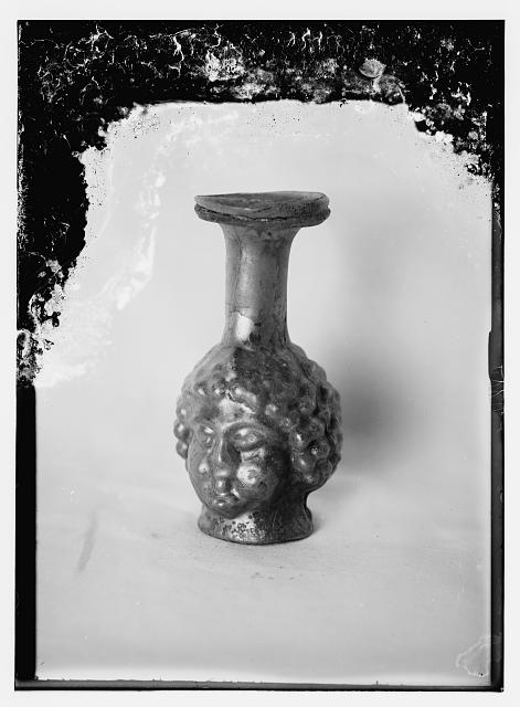 Antique Roman glass