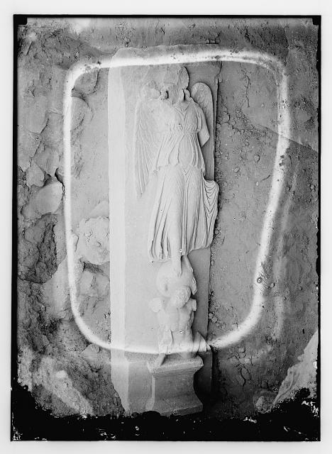[Statue of Victory found in Ascalon, 1920]
