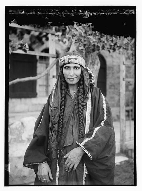 Miscellaneous Bedouin women