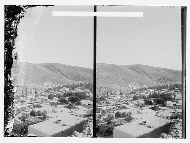 General view of Amman