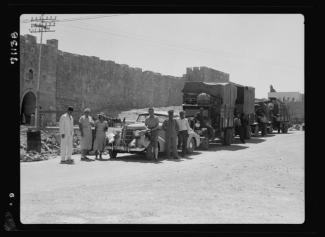 Departure of Mr. & Mrs. Lynch for Iran (1937 Sept.)