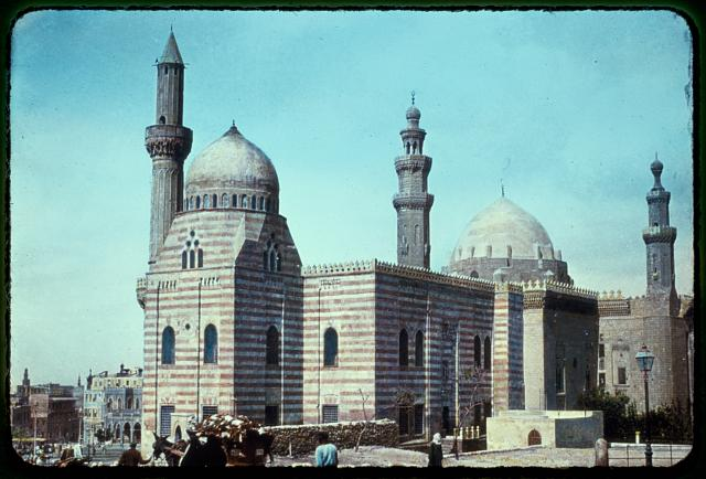 Egypt. Cairo. Cairo, Mosque of Mahmoudieh