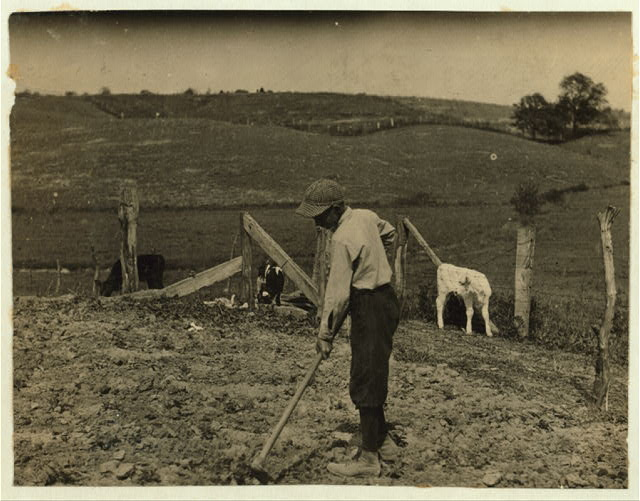 Orval Riggins. See card and report. L.W. Hine.  Location: Elizabethtown [vicinity], Kentucky.