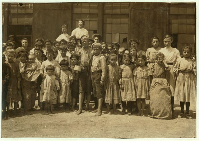 Some of the workers in a Md. Packing Company.  Location: [Maryland]