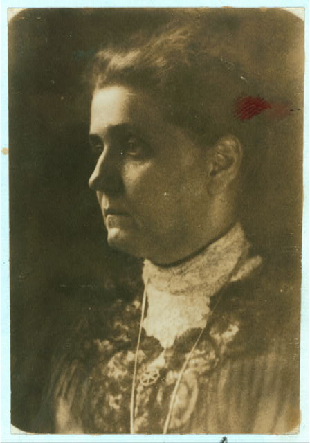 Jane Addams of Hull House, Chicago, Ill.