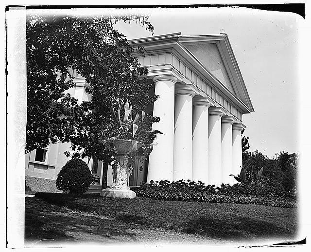 Arlington Mansion, [Virginia]