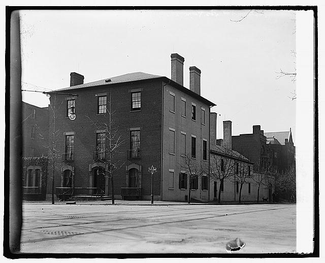 Decatur House, 17 & H, [Washington, D.C.]