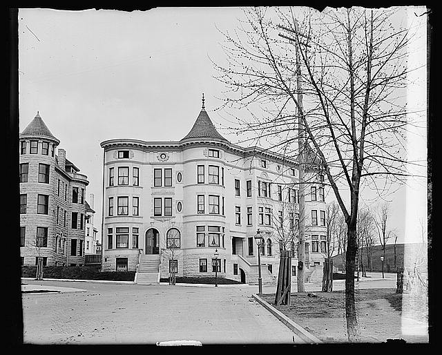 House of [...] Jas. Wilson, Conn. Ave. [...], [Washington, D.C.]