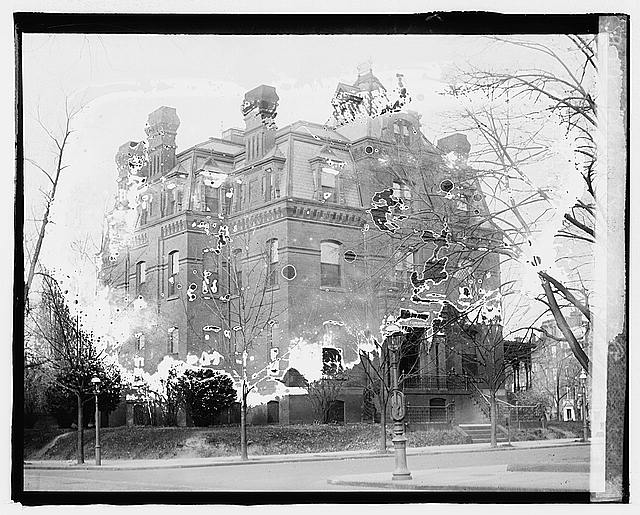 Blaine house, 20 & P NW, [Washington, D.C.]
