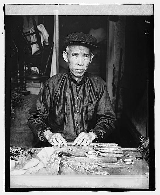 Lee Ying, Chinese cigar maker