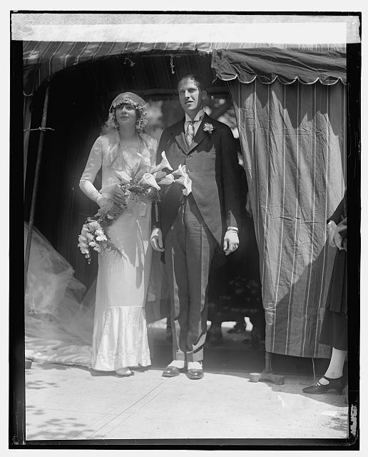 Mr. & Mrs. Richard Peter Davidson, 5/3/24