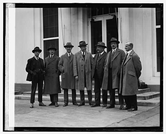 Belgium Ford dealers at W.H., [10/28/24]