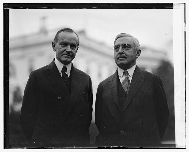 Coolidge and Wm. M. Butler, 11/6/24