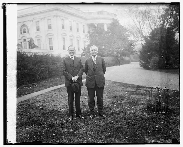 Coolidge & Wm. M. Butler, [11/6/24]