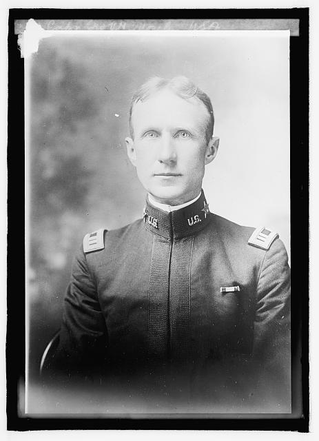 Capt. Geo. V.H. Moseley, U.S.A.