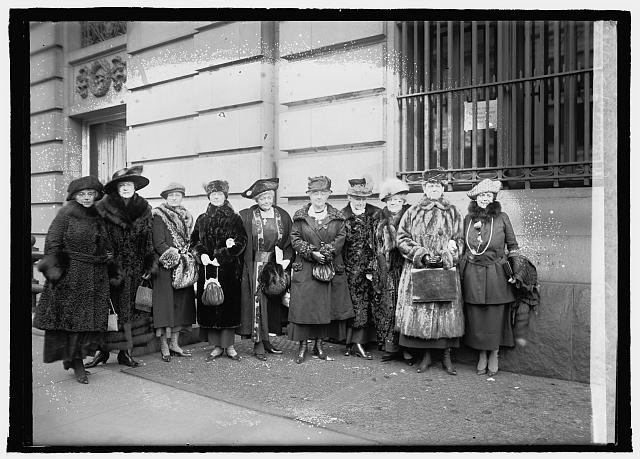 Women of Inaugural Committee, 12/28/20