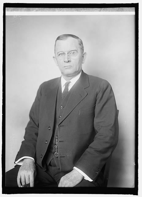 Edwin D. Ricketts, Ohio