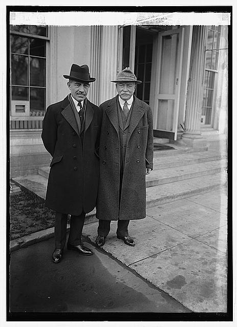 Rabbi W.S. Friedman of Denm[?] L.C. Phipps, 12/28/23