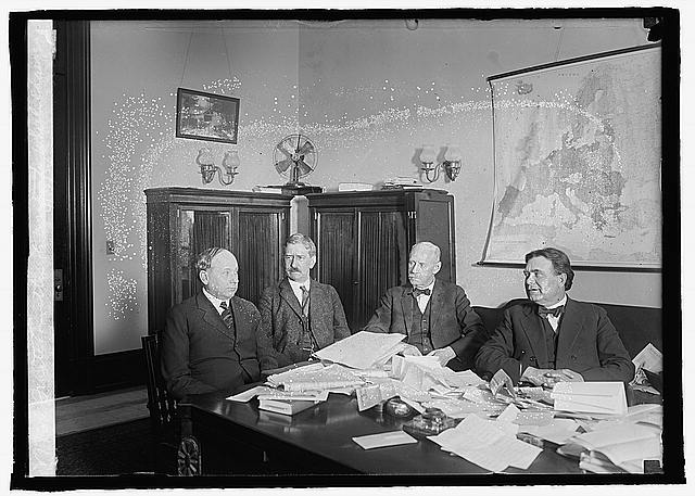 Senate Committee to investigate Wheeler charges, 4/9/24