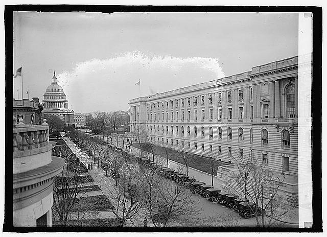 Capitol & House Ofc. bldg., [Washington, D.C.]