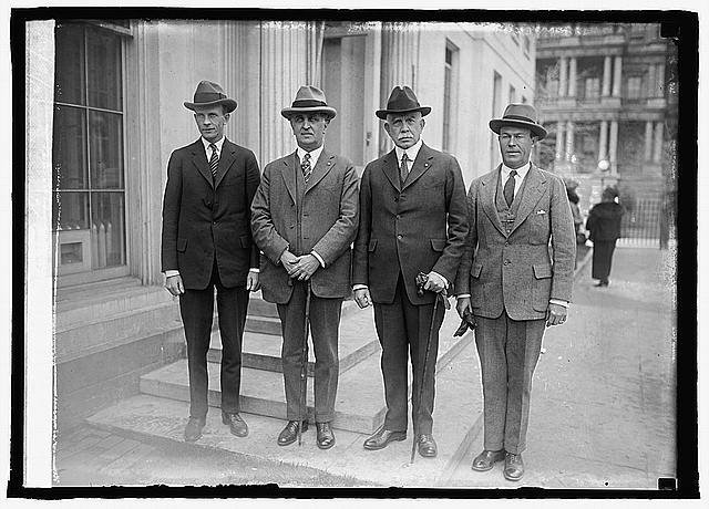 Fed. Oil Reserve Commission, 4/16/24