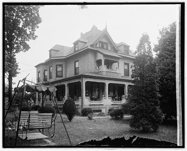 Allied Asphalt Products Co., Feldman House, Takoma Pk., [Maryland]