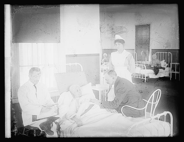 Wash. Asylum Hospital, [Washington, D.C.], Mch. 16, 1915