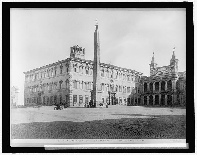 Italy, Rome, St. John&#39;s (San Giovanni in Laterano)