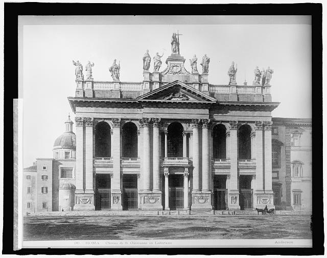 Italy, Rome, Ch. of St. John's (San Giovanni in Laterano)