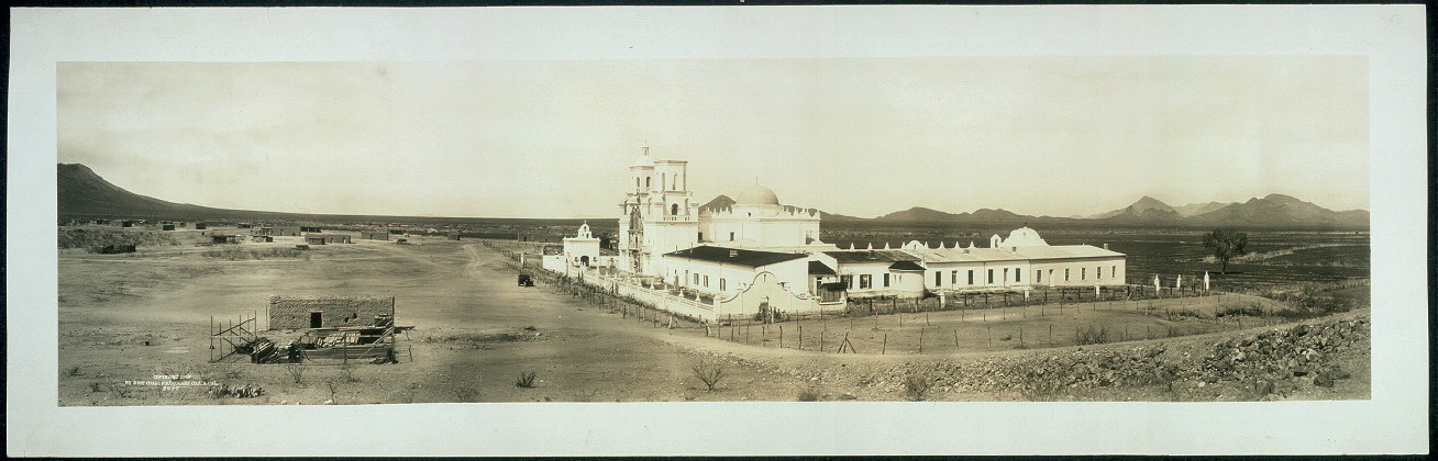 San Xavier Mission, Tucson, Arizona