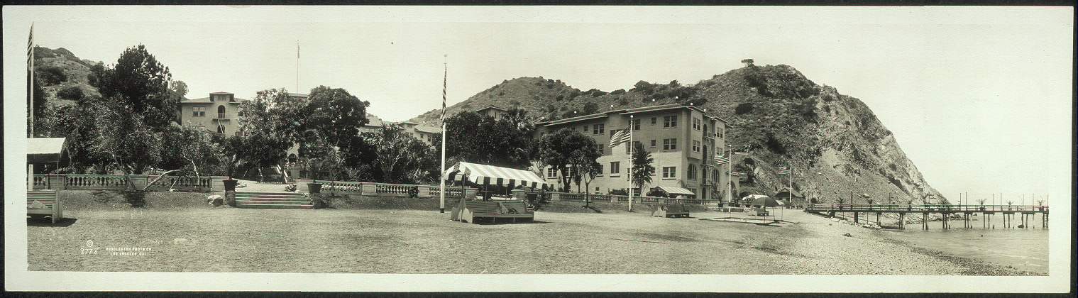 Saint Catherine Hotel, Avalon, Calif