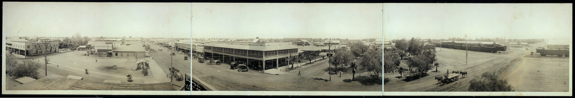 View of Brawley, Cal., June 1913
