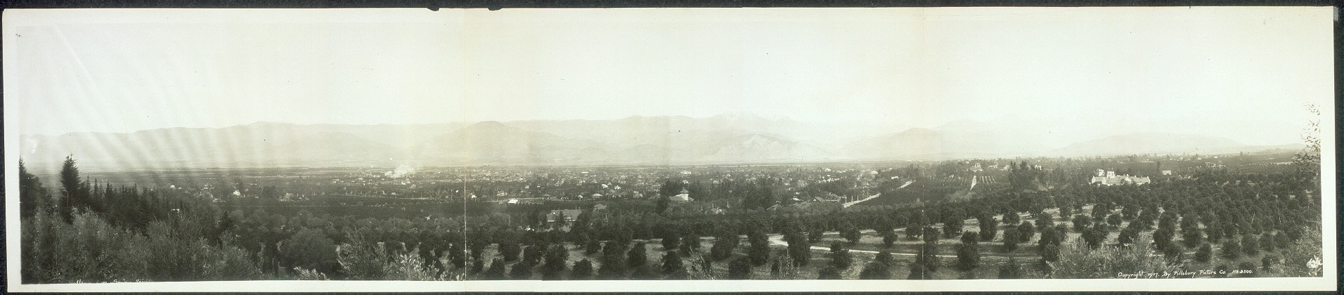 Redlands from Smiley Heights