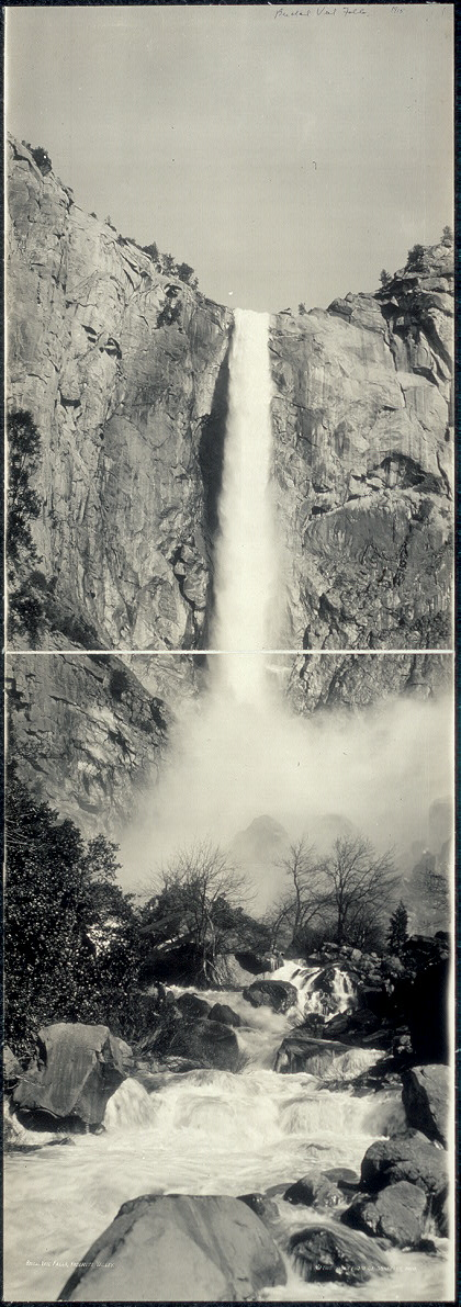 Bridal Veil Falls, Yosemite Valley