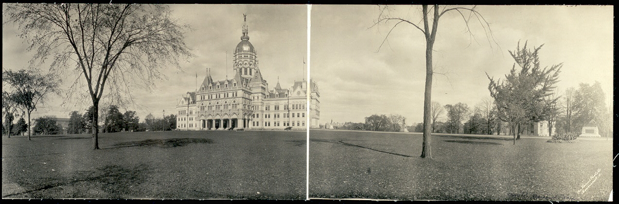Capitol Bldg., Hartford, Conn.