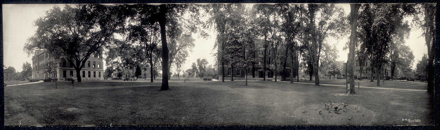 Knox College, Calesbury [sic], Ill.