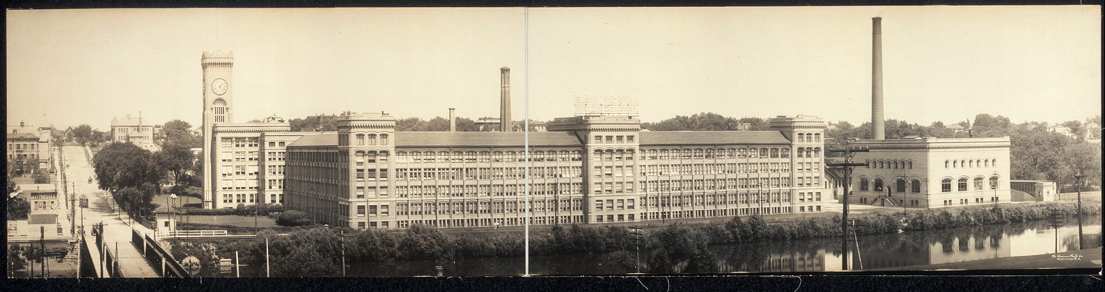 Elgin National Watch Co. plant