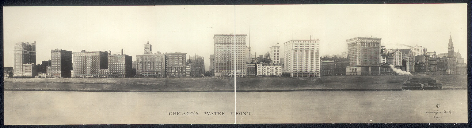 Chicago's water front