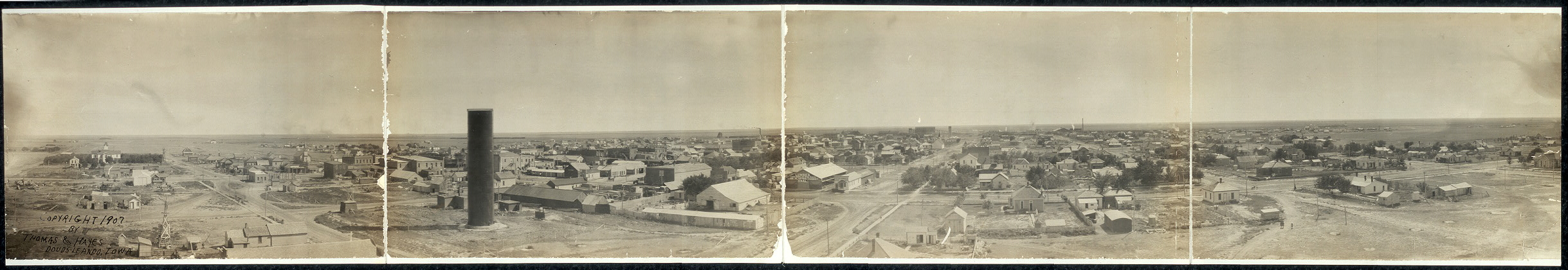 [Panorama of Goodland, KS]