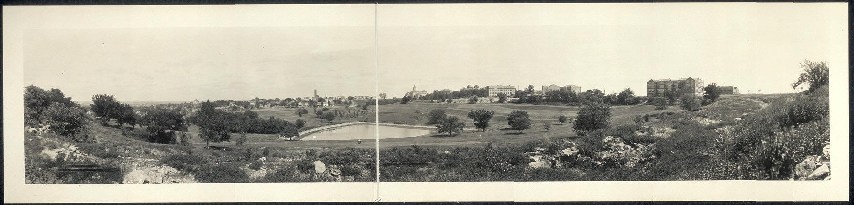 Kansas State University [i.e., University of Kansas]