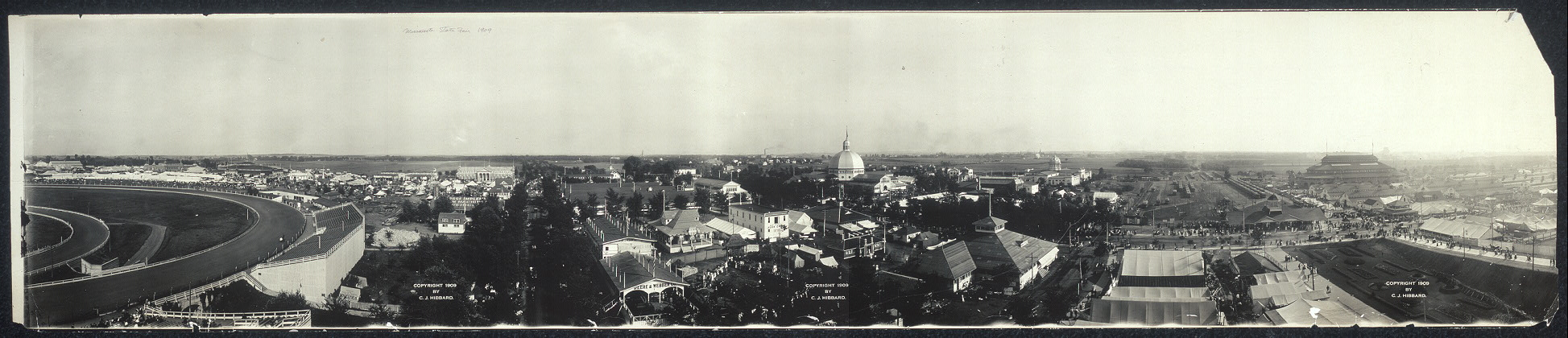 Minnesota State Fair, 1909