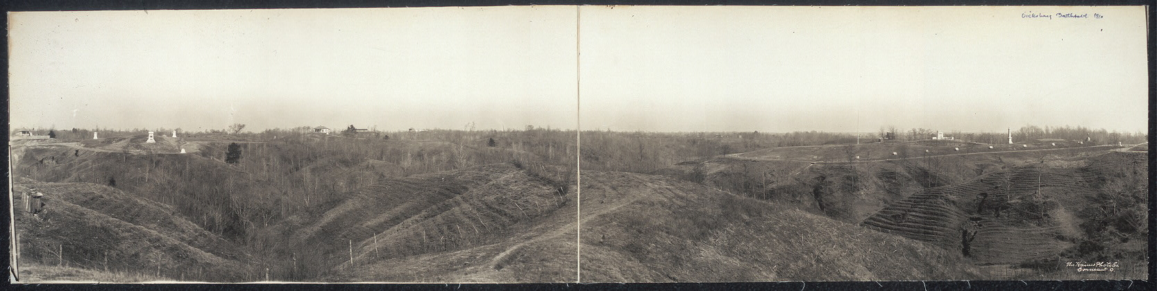 Panoram no. 4, battlefield, Vicksburg, Miss.