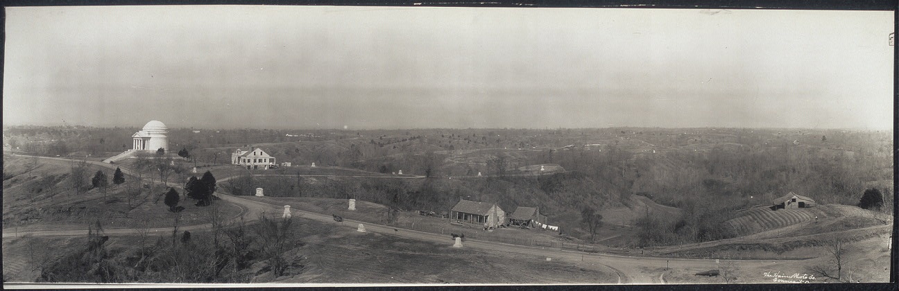 Panoram no. 7, battlefield, Vicksburg, Miss.