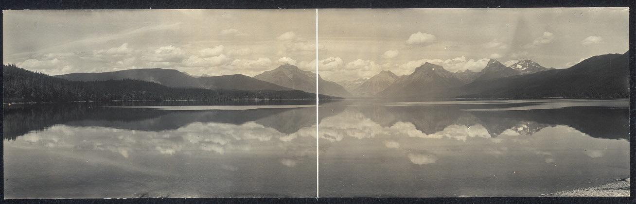 Lake McDonald #1, Glacier Park, Mont.