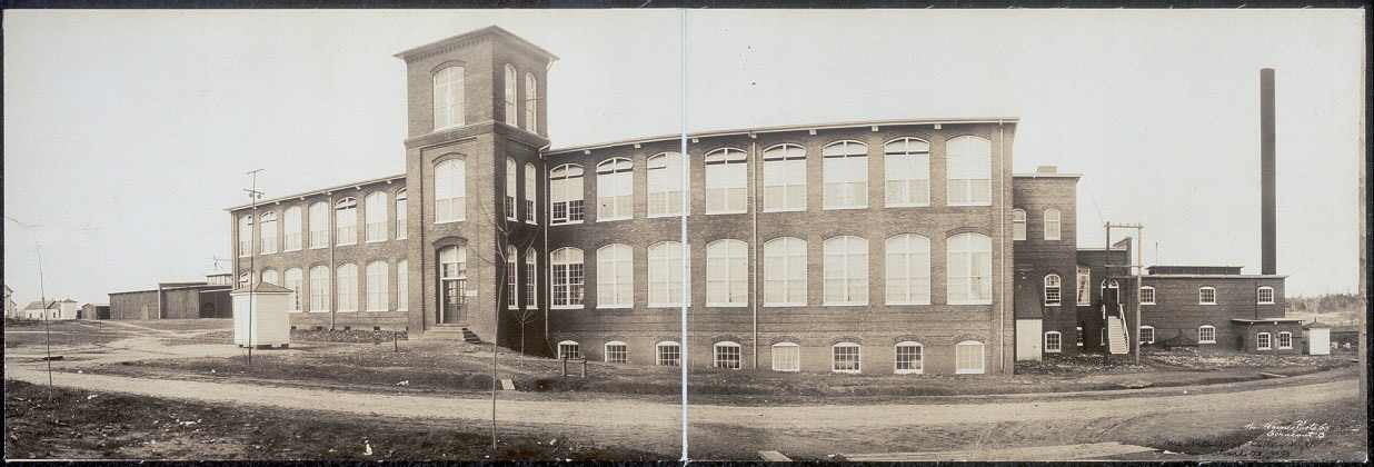 McKlenborg Cotton Mill, Charlotte, N.C.]
