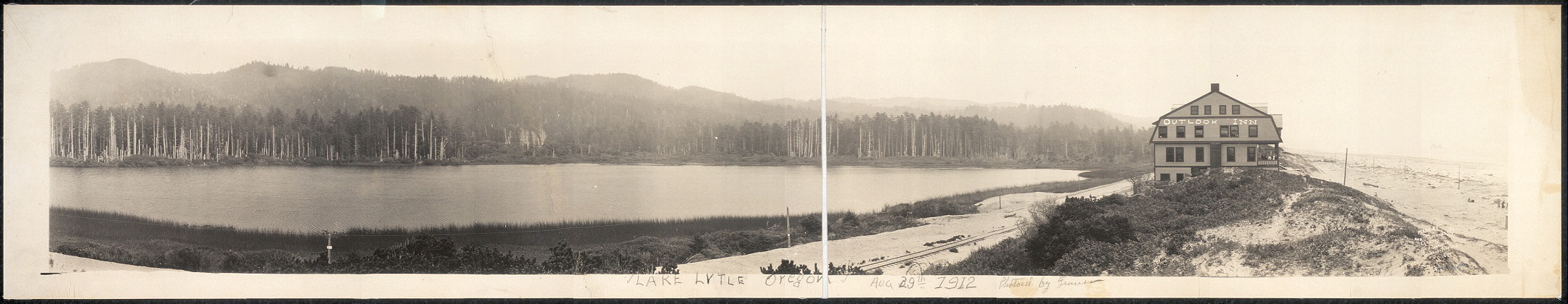 Lake Lytle, Oregon, Aug. 29th, 1912