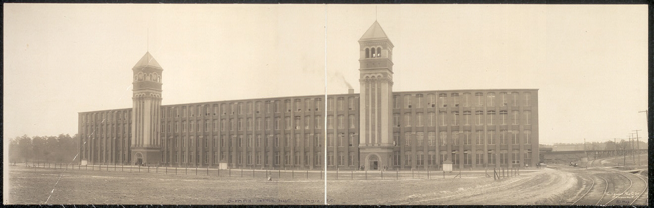 Olympia Cotton Mill, Columbia, S.C.