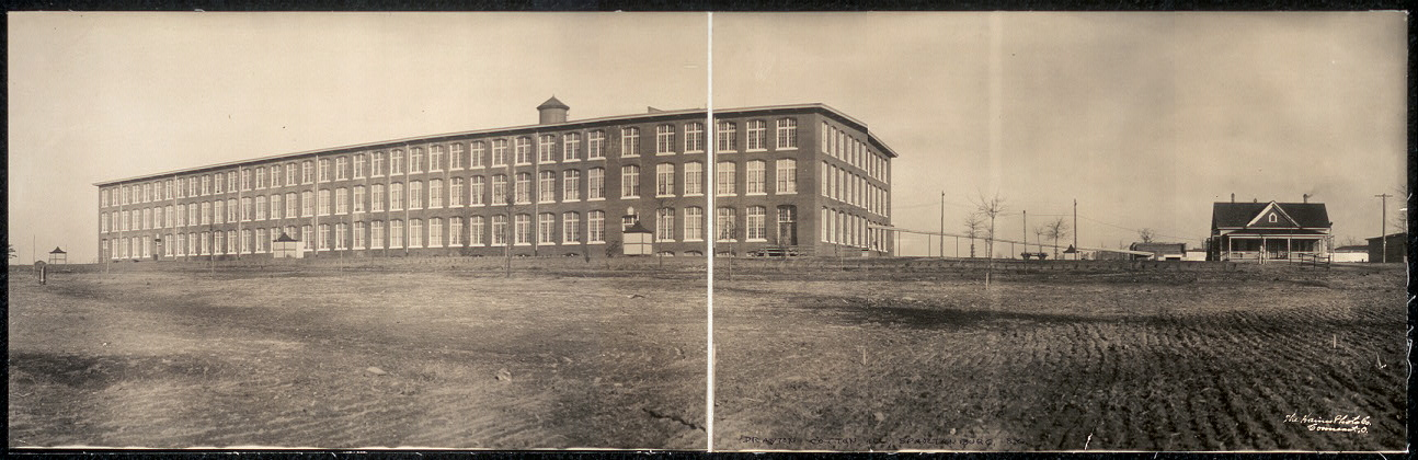 Drayton Cotton Mill, Spartanburg, S.C.